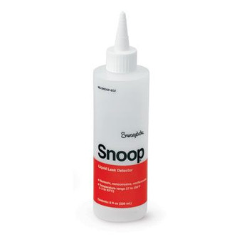 Swagelok MS-SNOOP-8OZ Snoop Liquid Leak Detector Solution, 8 oz.  (Each of 1)