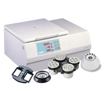 C0383-75H Labnet High Capacity Centrifuge Accesssories Carriers, 3 std Microplates, 1 deep well Package of  2