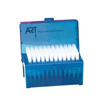 2149P-05-HR MBP ARTa???? Barrier Hinged Rack Pipet Tips ART 20P, 20uL Pipet Tip, Low Retention, with ART Barrier, Sterile, Hinged Racks Package of  960