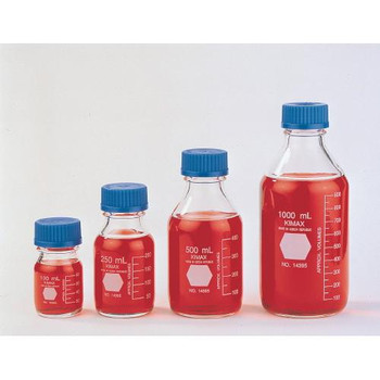 14395-01 DWK Life Sciences (Kimble) GL 45 Media Bottle Starter Pack (Case of 10)