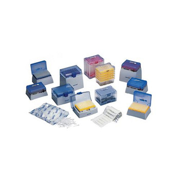 Eppendorf 22491148 Eppendorf epT.I.P.S. epT.I.P.S. Singles, Eppendorf Biopur, 2-200??L, 53mm, Yellow  (Package of 100)