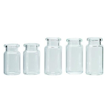 C4020-47 National Scientific Headspace Vials 18mm Magnetic Screw Cap, 8mm hole Package of  125