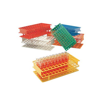 Thermo Scientific Nalgene 5970-0530 Unwire Test Tube Racks: Resmer Manufacturing Technology Test Tube Rack Unwire 24-Hole 30 mm Red  (Each of 1)