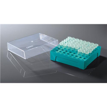 NEST Scientific USA 613111 Microtube Boxes Microtube Box, 1.5mL/2mL, 8x8  (Package of 5)