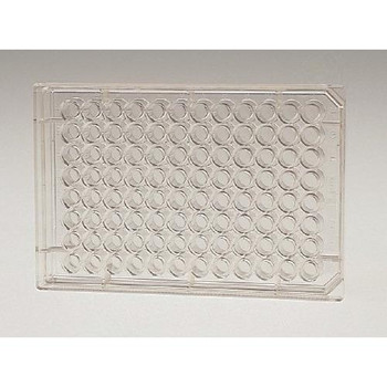 2867-04 Corning White Cell Culture Plate 96-well, flat-bottom w / lid (Case of 50)