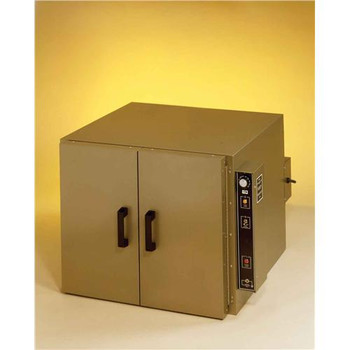 21-250S Quincy Lab Analog Bench Ovens Analog Bench Oven, 7ft3, 300a??F Max Temp, Stainless Steel Interior, 115V Each of  1