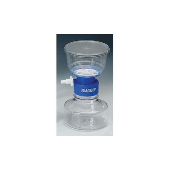 Thermo Scientific Nalgene 450-0080 CN Filter Units Filter Unit 500ml CN 75mm Diameter Membrane 75mm, 0.8Um  (Case of 12)
