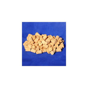 GSC International, Inc. CS-1-100-10 Cork Stoppers Cork Stopper - Size 1  (Package of 100)
