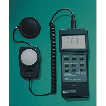 840022C Sper Scientific LIGHT METER, Broad Range, NIST Traceable Certificate (Each of 1)