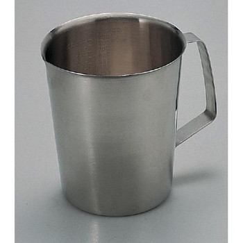 Polarware Company T1063 Graduated Stainless Steel Pitchers Graduate, 32 oz.  (Each of 1)