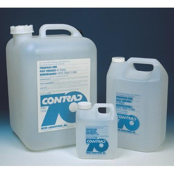 Decon Labs 1003 Contrad 70 Labware Cleaner Detergent, Contrad 70, 5 L Bt.  (Each of 1)
