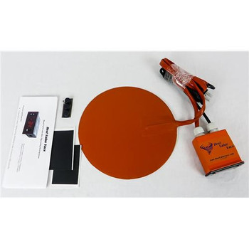 Best Value Vacs DHP9 Vacuum Chamber Digital Heat Pads 9\  (Each of 1)