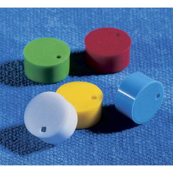 Corning 430499 Cryogenic Vial Cap Inserts Cryogenic Vial Cap Inserts, Assorted Colors0  (Case of 500)