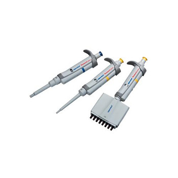 Eppendorf 3123000098 Research Plus Adjustable-Volume Single-Channel Pipettes Pipette Research Plus, Grey, 2-20uL  (Each of 1)