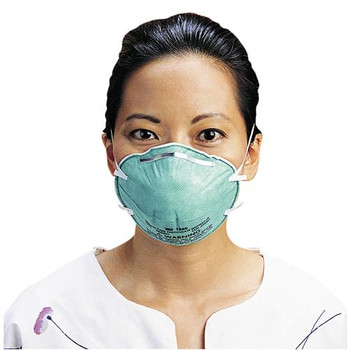 3M Safety 1860 1860 Particulate Respirator Mask N95 1860 Particulate Respirator Mask N95, Regular  (Package of 20)