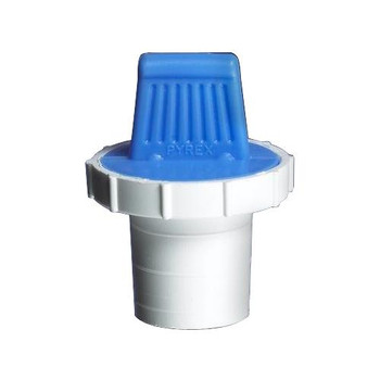 7624-13 Corning HDPE Stopper No 13 (Case of 6)