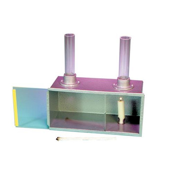 CGA001 United Scientific Supplies Convection of Gases Apparatus Convection of Gases Apparatus Each of  1
