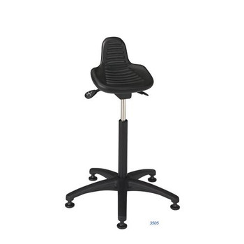 Bevco 3555 3000 Series Sit Stands SIT STAND, Aluminum Base  (Each of 1)