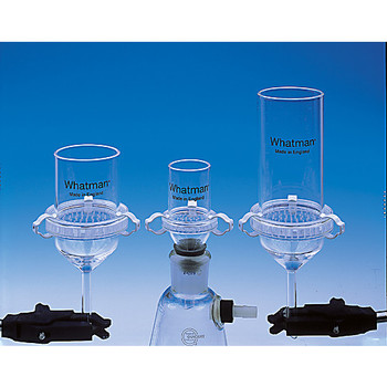 1950-007 GE Healthcare 3-Piece Filter Funnel (Each of 1)