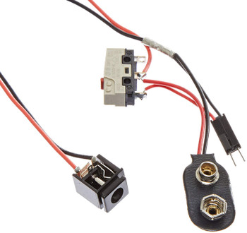 Drummond 4-000-076  Wire Harness, Switch & Terminals for Portable Pipet-Aid XP Pipet Controller XP  (Each of 1)