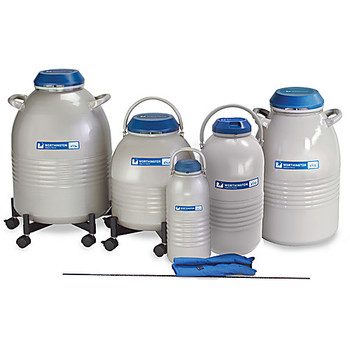 R033-9C24 Worthington Industries Cryogenic Refrigerators Canister For XT20, XT34 Each of  1