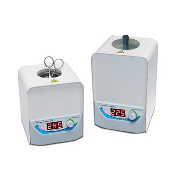 B1201 Benchmark Micro Bead Sterilizer, includes 150g glass beads, 115V (Each of 1)