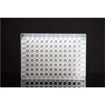 810005-20-01 SiO2 Medical Products 96-Well Ultra-Low Binding (ULB) Microplates Ultra-Low Binding (ULB) Polypropylene Deepwell Plate, 96 wells, 1.0mL, 20 plates Case of  20