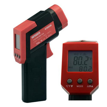TCT8850H Thermco Dual Laser AccuTherm Infrared Thermometer (-50A??-850A??C) IR Thermometer -50/850A??C (-58/1562A??F), 16:1 Ratio Each of  1