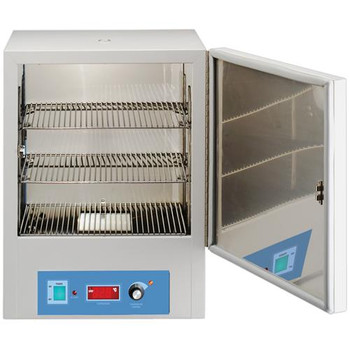 PR305220M Thermo Scientific Precision Compact Heating and Drying Ovens Compact Oven, Mechanical Convection, 48.1L (1.7 cu ft), Stainless Steel Chamber, LED Display, 240V 50/60Hz Each of  1