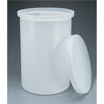 11100-0200 Thermo Scientific Nalgene Cylindrical Tanks Cylindrical Tank With Cover LLDPE 200 Gallon Each of  1