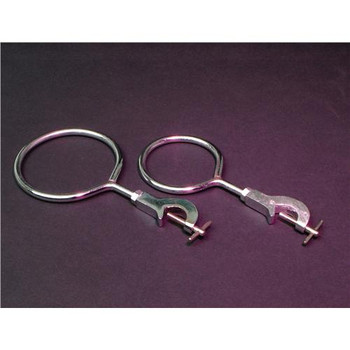 United Scientific Supplies SRSR04 Steel Support Rings Steel Rod Support Rings, 4\  (Each of 1)
