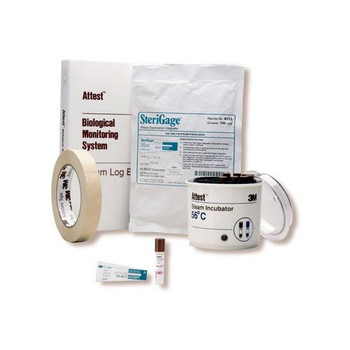 115 3M Food Safety Attest Monitoring Starter Kit (Each of 1)