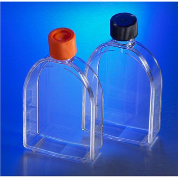 431464U Corning 75cmU-Shape, Canted Neck Cell Culture Flask with Vent Cap, Non Treated, Sterile (Case of 100)