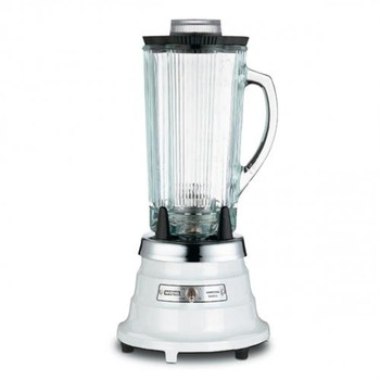 Waring 700G Single-Speed Food Blender with 40-oz. Glass Container Single-Speed Food Blender with 40-oz. Glass Container, 120 V, 1.4 amps, 50/60 Hz  (Each of 1)