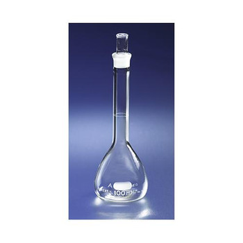 5640-1LFO Corning PYREX Class A Volumetric Flasks (Case of 1)