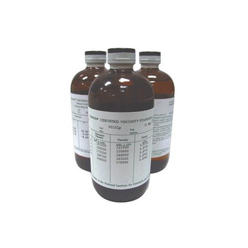 Cannon Instrument 9727-C55.016 General Purpose Viscosity Standards Viscosity Standard, 20 to 100 C, S2000, 500mL  (Each of 1)