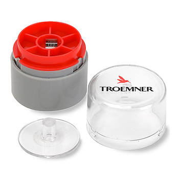 7036-3T Troemner Analytical Precision Class 3 Weights with Traceable Certificate Analytical Precision Class 3 Weight with Traceable Certificate, 2mg Each of  1