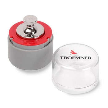 7016-1T Troemner Analytical Precision Class 1 Weights 200g Analytical Precision Class 1 Weight with Traceable Certificate Each of  1