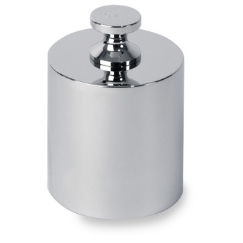 7011-1 Troemner 3 kg Analytical Precision Weights, Class 1, Cylinder, No Certificate (Individual Weight)