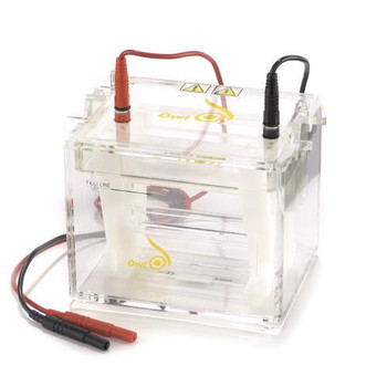 Owl Separation Systems P82 Wolverine Dual Gel Vertical Electrophoresis System P82 Wolverine Dual Gel Vertical Electrophoresis System, 10 X 10 cm  (Each of 1)