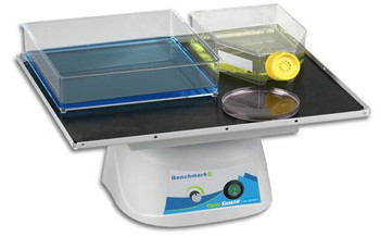 BT30 Benchmark Scientific BT30 Orbi-Blotter w/ Non-Slip Rubber Mat 3 - 70 RPM, 115V