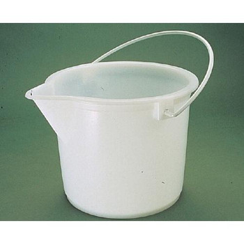 Thermo Scientific Nalgene 7002-0025 Pail, Graduated 2.5 Gal. PAIL, GRADUATED 2.5 Gal.  (Each of 1)