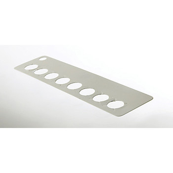 4titude 4ti-0777-PK IdentiTags; white labels for use with standard profile PCR tube strips, 100 labels ( Package of 100)