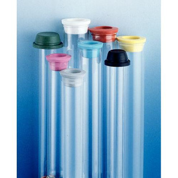 Thermo Scientific A21068 SAV-IT Closures SAV-IT Closures, 12-13mm, Green  (Package of 1000)