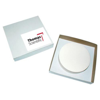 CFP1-125 Thomas Thomas Qualitative Cellulose Filter Papers (Package of 100)