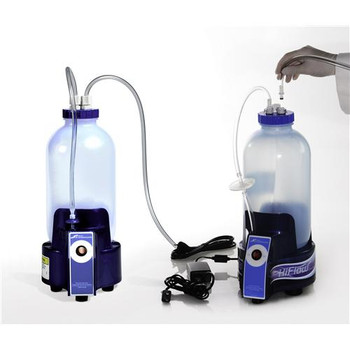 Bel-Art Products F19917-0150 Vacuum Aspirator Collection System Vacuum Aspirator Collection System, 1.0 Gallon Bottle with Pump  (Each of 1)