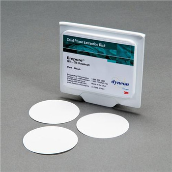 3M 98060402173 Empore Extraction Disks Empore C18 47 mm Extraction Disk  (Package of 20)