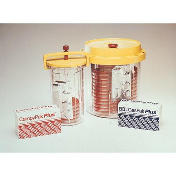 260608 BD GasPak 150 Large Anaerobic Vented Jar (Each of 1)