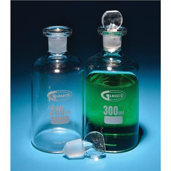 United Scientific Supplies BOD060 BOD Bottles 60 mL, Unnumbered BOD Bottles  (Package of 36)