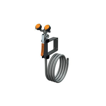 Guardian G5026 Wall-Mounted Eyewash/Drench Hose Unit Eyewash/Drench Hose Unit, Wall Mounted  (Each of 1)